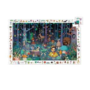 Djeco Enchanted Forest Puzzle