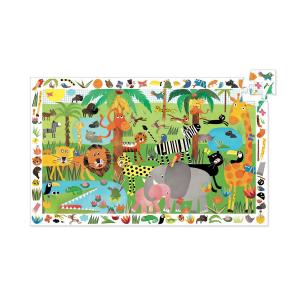 Djeco Observation Puzzle Jungle