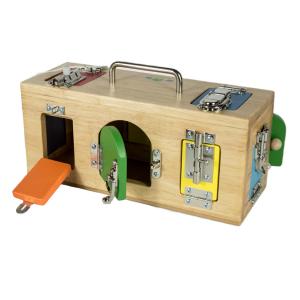 Lock Activity Box