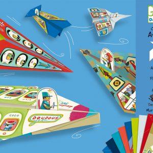 Djeco Origami Planes - Boys