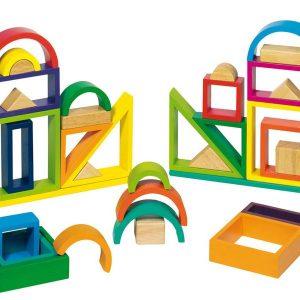 GOKI Rainbow Blocks