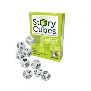 Rory Story Cubes Voyages
