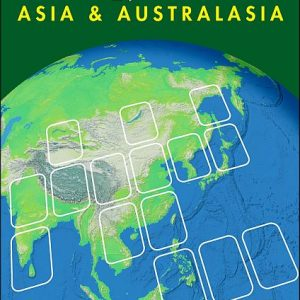 Mapominoes - Asia and Australasia