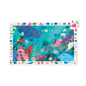 Djeco Observation Puzzle Aquatique