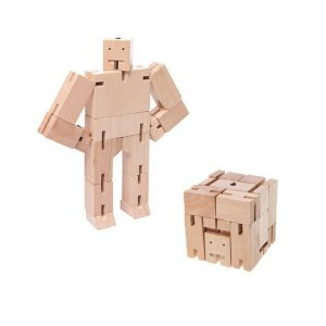 Cubebot by AREAWARE Micro Natural