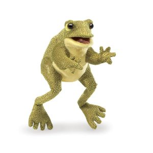 Folkmanis Frog Puppet