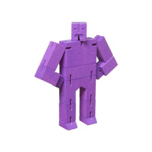 Cubebot by AREAWARE Micro Violet