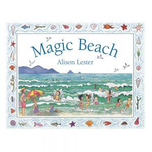 Magic Beach Board Book