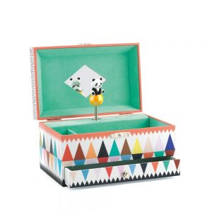 Music Box The Panda's Song