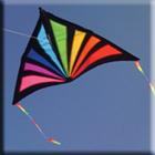 Sunrise Delta Kite