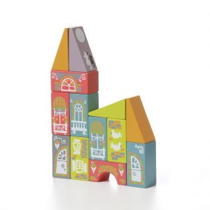 Cubika Fabulous City 2 Building Blocks