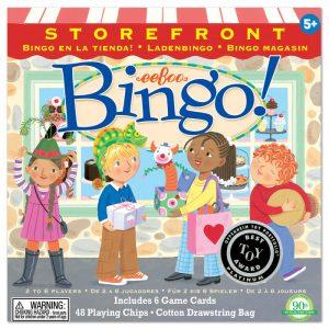 Eeboo Storefront Bingo