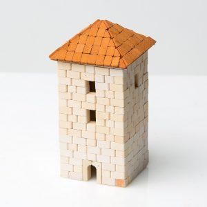 Mini Bricks Constructor Set Tower