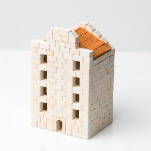 Mini Bricks Constructor Set Hotel