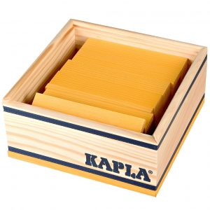 KAPLA Colour Square 40 - Yellow
