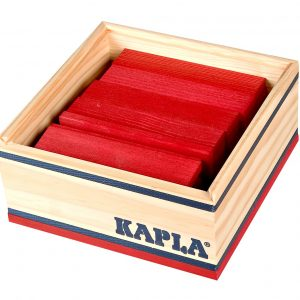 KAPLA Colour Square 40 - Red