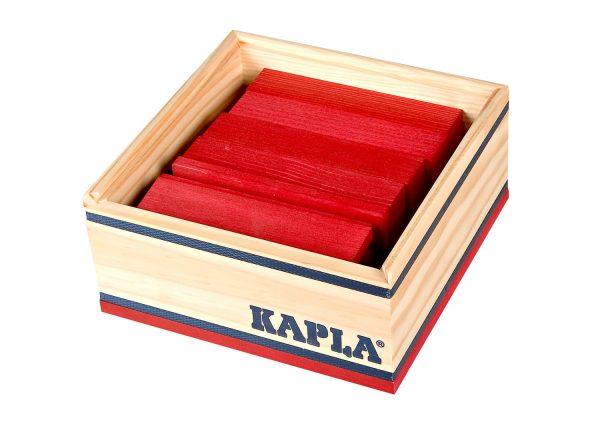 KAPLA Colour Square 40 - Red