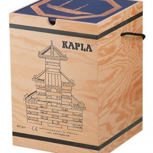 KAPLA 280 Wooden Case