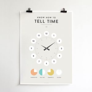 Know how to Tell Time