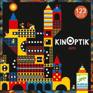 Djeco Kinoptik Construction Set City