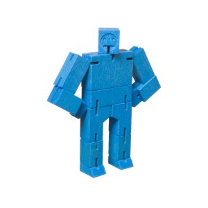 Cubebot by AREAWARE Micro Blue