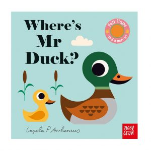 Where's Mr Duck?