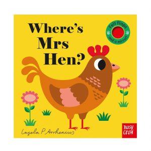 Where's Mrs Hen?