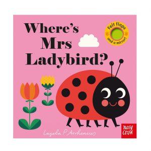 Where's Mrs Ladybird?