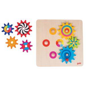 Cog Wheel puzzle