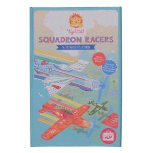 Squadron Races - Vintage Planes