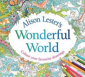 Alison Lester's Wonderful World of Colouring