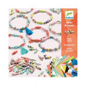 Djeco Paper Bead Bracelets