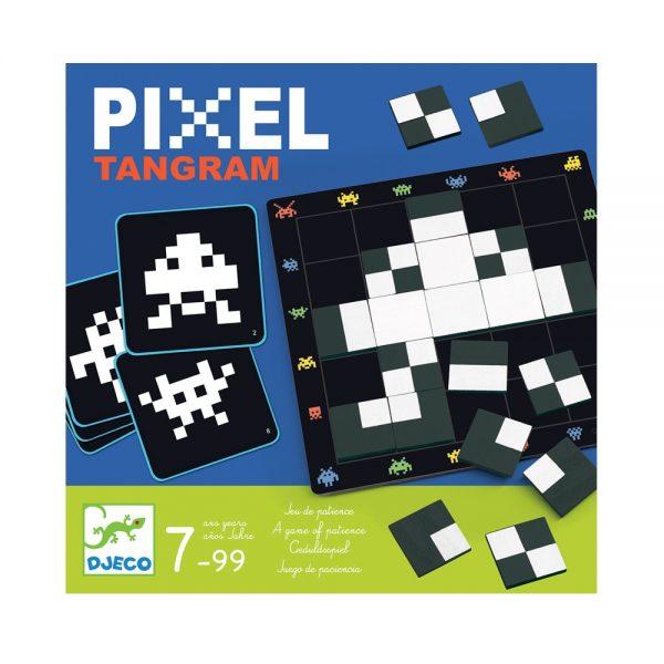 Djeco Pixel Tangram