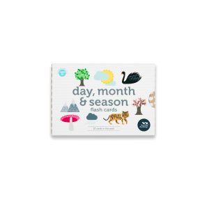 Days, Months and Seasons Flashcards