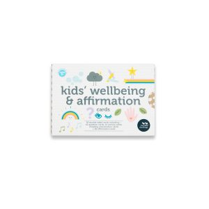 Kids Wellbeing & Affirmation Cards