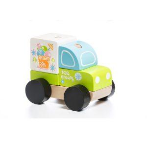 Cubika Ice-Cream Car