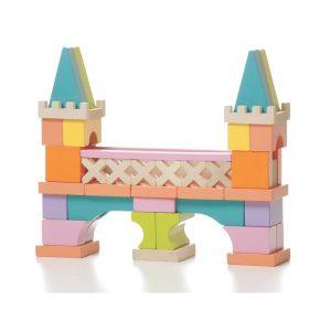 Cubika Wooden Bridge Blocks