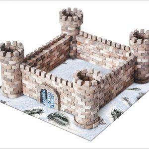 Mini Bricks Constructor Set Eagle's Nest