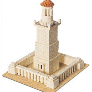 Mini Bricks Constructor Set Lighthouse of Alexandria