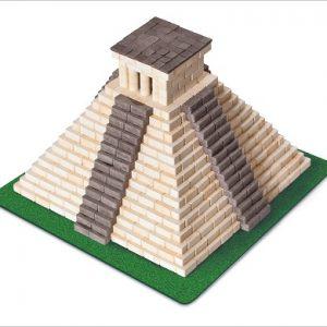 Mini Bricks Constructor Set Mayan Pyramid