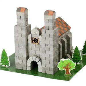 Mini Bricks Constructor Set German Church
