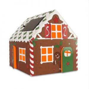 Casagami Gingerbread House