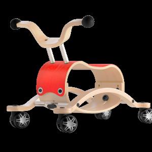 Wishbone Mini-Flip Racer