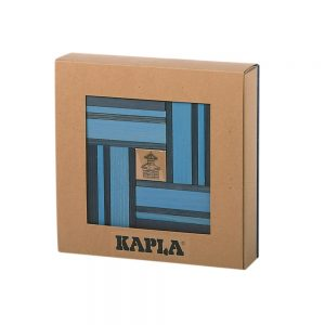 KAPLA Book & Colours Light Blue/Dark Blue