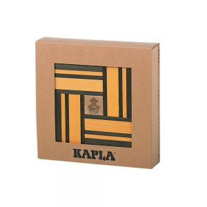 KAPLA Book & Colours Green/Yellow