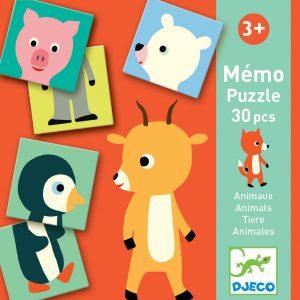 Djeco Memory Puzzle