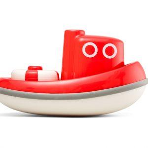 Kid O Tug Boat Red
