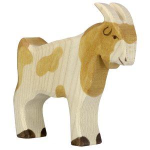 Holztiger Billy Goat