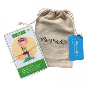Mindful Munchkins Yoga Cards