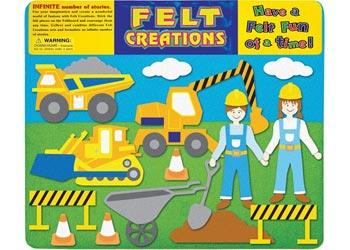 Construction Felt Board
